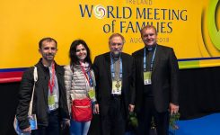 IX Всесвітня зустріч сімей у Дубліні