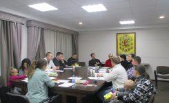 Завершальна  у 2019 році координаційна зустріч голів комісії родини